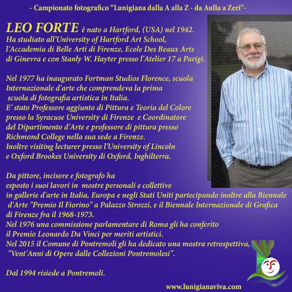 Leo Forte Ufficiale